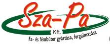 Sza-Pa hintaágy logó